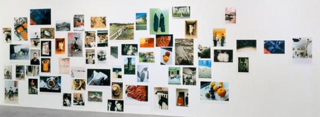 INSTALLATION VIEW - WOLFGANG TILLMANS Andrea Rosen Gallery - 1996